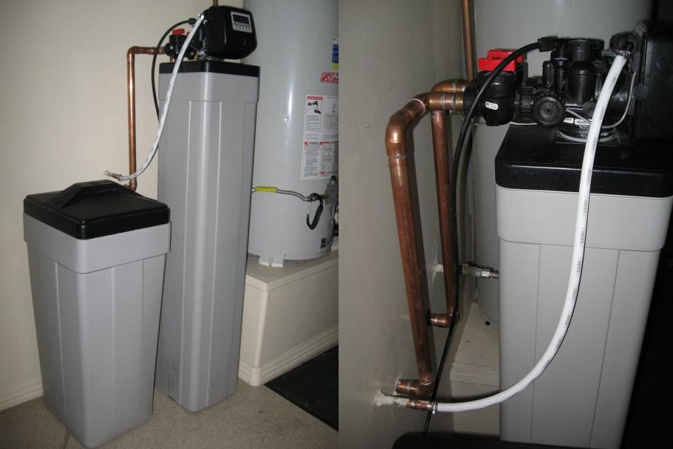Water Softener Water Softener Manual Recharge